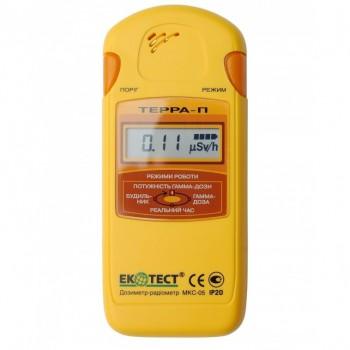 Прокат дозиметра для измерения уровня радиации