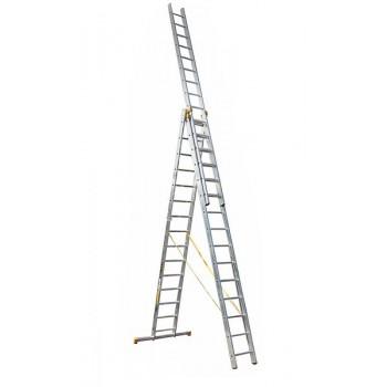 Аренда лестницы ITOSS 8615, 11.2 метра.